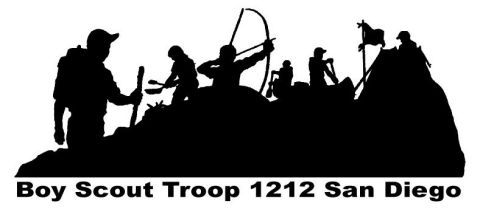 Troop 1212 Logo
